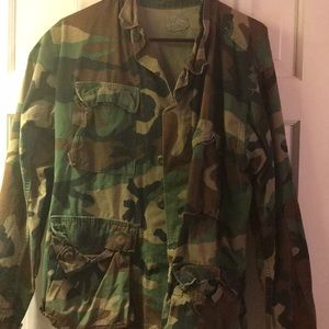 Authentic Army Surplus Jacket